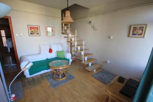 Lovely Duplex Flat, Apartmanok  Budapest - big - 70