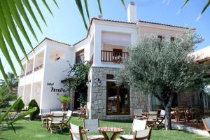 Hostels e Albergues - Hotel Paralio