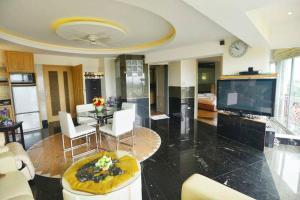 Penthouse Galare Thong Tower, Apartmány  Chiang Mai - big - 12