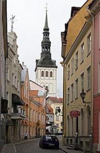 Apartments in Rataskaevu, Apartmány  Tallinn - big - 12