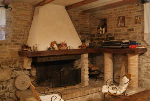Il Vecchio Torchio B&B, Bed and Breakfasts  Santa Vittoria in Matenano - big - 17