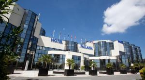 Hotel Palladia, Отели  Тулуза - big - 54