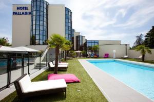 Hotel Palladia, Отели  Тулуза - big - 55