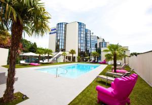 Hotel Palladia, Отели  Тулуза - big - 1