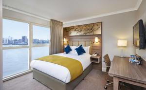 DoubleTree by Hilton Hotel London - Docklands Riverside (8 of 57)