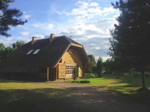 Pakaso sodyba Kirdeikiuose, Villen  Kirdeikiai - big - 63