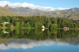 Lake Naverone Holiday Cottages, Resorts  Drakensberg Garden - big - 187