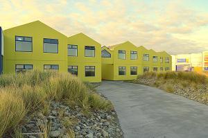 Airport Motel, Motely  Wellington - big - 1