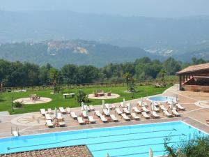 Bellavigna Country House, Bed & Breakfast  Montefalcione - big - 17