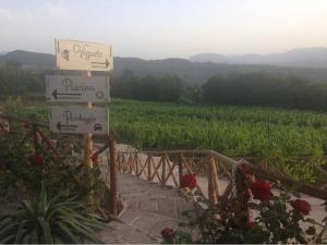 Bellavigna Country House, Bed & Breakfast  Montefalcione - big - 23