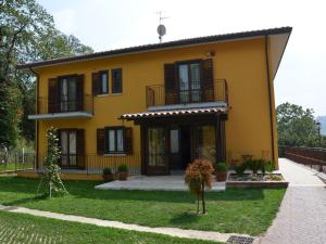 Bellavigna Country House, Bed & Breakfast  Montefalcione - big - 27
