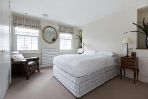 onefinestay - South Kensington private homes III, Апартаменты  Лондон - big - 53