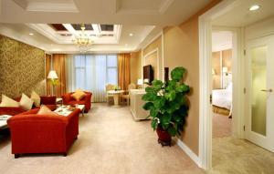 Foshan Gold Sun Hotel, Hotel  Sanshui - big - 13