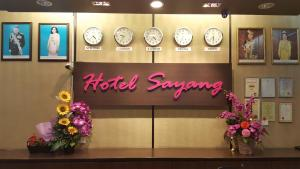 Auberges de jeunesse - Sayang Hotel