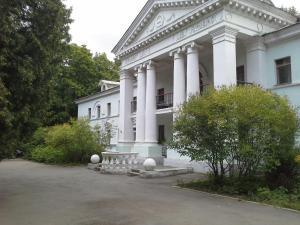 Дом Творчества Писателей Переделкино