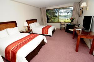 Hotel Puerta del Sur, Hotels  Valdivia - big - 52