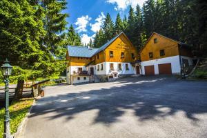 Hotel Hotýlek pod smrkem Harrachov Česko