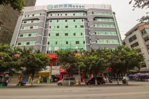 Auberges de jeunesse - City Comfort Inn Qinzhou Linshan Bus Terminal Station Branch