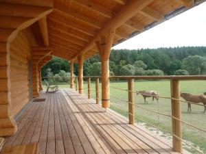 Holiday Home MB Ranch, Ferienhäuser  Bílá Hora - big - 16