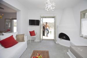 Halcyon Villas Naxos, Hotel  Naxos Chora - big - 49