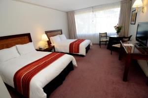 Hotel Puerta del Sur, Hotels  Valdivia - big - 55