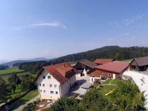 Penzion Kuscherhof Moosburg Rakousko