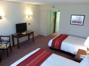 Hotel Puerta del Sur, Hotels  Valdivia - big - 58