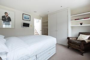 onefinestay - South Kensington private homes III, Апартаменты  Лондон - big - 54