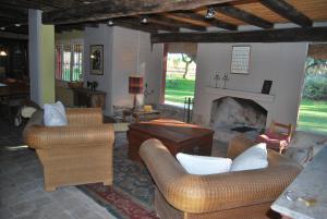 Casa Baquero, Лоджи  Майпу - big - 6