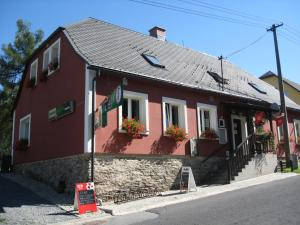 Accommodation in Vrbno pod Pradedem