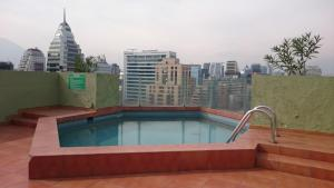 Altocastello Apartments, Apartments  Santiago - big - 64