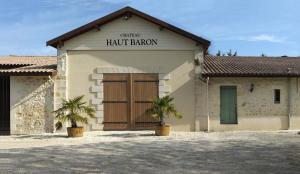 Chateau Haut Baron