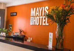 Hotel Mayis, Szállodák  Oaxaca de Juárez - big - 25
