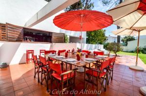 Cerca do Altinho, Дома для отпуска  Вила-Нова-де-Милфонтеш - big - 46