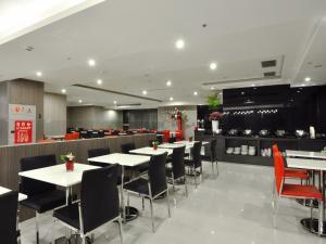 Goodness Plaza Hotel, Hotel  Taishan - big - 50