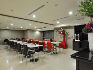 Goodness Plaza Hotel, Hotel  Taishan - big - 38