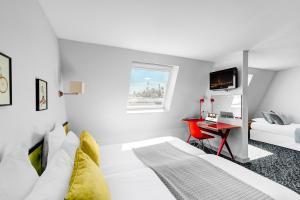 Hotel Acadia - Astotel, Szállodák  Párizs - big - 27
