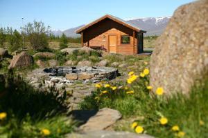 Hestasport Cottages.  Foto 4
