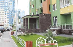 Апартаменты На Волжской Набережной