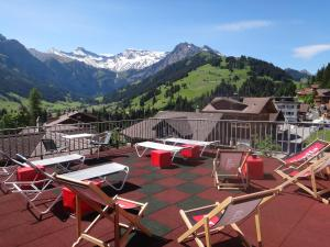 Budgethotel Bernahof - Accommodation - Adelboden