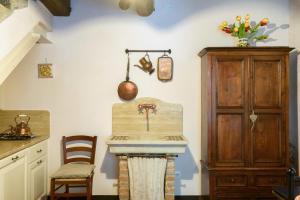 Casa Mia A Cortona, Apartmány  Cortona - big - 43