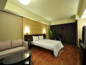 Goodness Plaza Hotel, Hotel  Taishan - big - 37