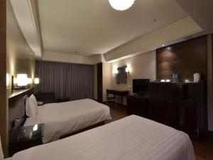 Goodness Plaza Hotel, Hotel  Taishan - big - 35