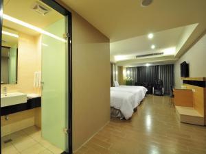 Goodness Plaza Hotel, Hotel  Taishan - big - 40
