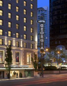 Rosewood Hotel Georgia - Vancouver