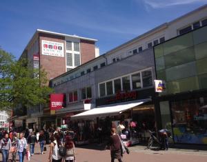 Luxx City Apartments, Szállodák  Kiel - big - 11