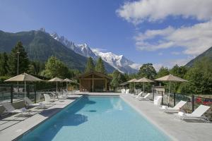 BestWestern Plus Excelsior Chamonix Hôtel & Spa - Hotel - Chamonix