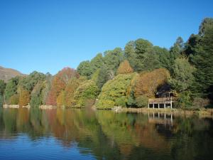Lake Naverone Holiday Cottages, Resorts  Drakensberg Garden - big - 211