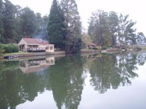 Lake Naverone Holiday Cottages, Resorts  Drakensberg Garden - big - 188