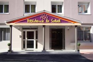 Résidence du Soleil, Апарт-отели  Лурд - big - 23